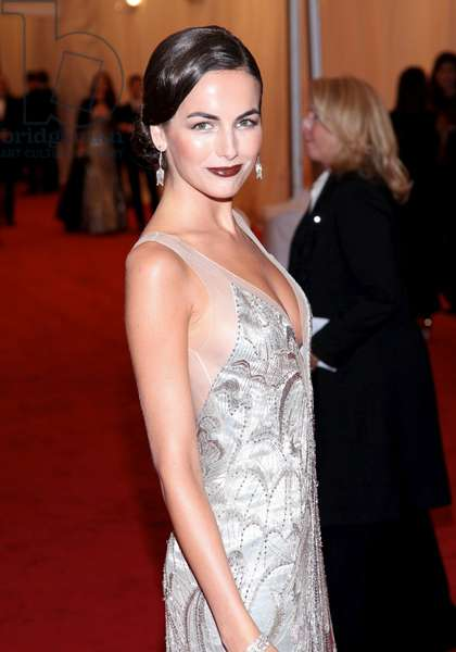 Camilla Belle: Camilla Belle (wearing Ralph Lauren) at arrivals for Metropolitan Museum of Art's 2012 Costume Institute Gala Benefit - Schiaparelli and Prada: Impossible Conversations - Part 8, Metropolitan Museum of Art, New York, NY May 7, 2012. Photo By: Andres Otero/Everett Collection