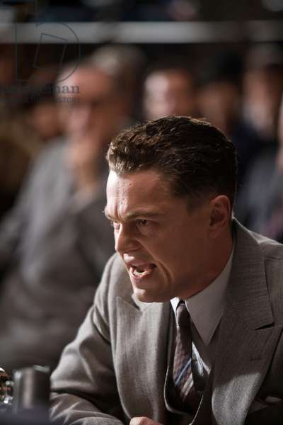 J.Edgar: J. EDGAR, Leonardo DiCaprio as J. Edgar Hoover, 2011. ph: Keith Bernstein/©Warner Bros./courtesy Everett Collection
