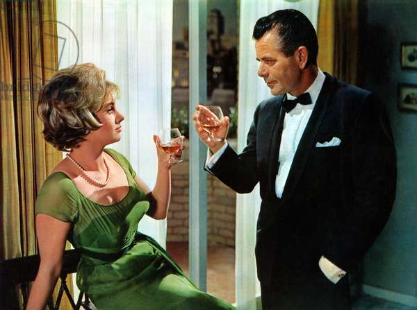 THE COURTSHIP OF EDDIE'S FATHER, Shirley Jones, Glenn Ford, 1963