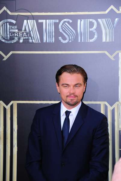 Leonardo DiCaprio at arrivals for THE GREAT GATSBY Premiere, Avery Fisher Hall at Lincoln Center, New York, NY May 1, 2013. Photo By: Gregorio T. Binuya/Everett Collection