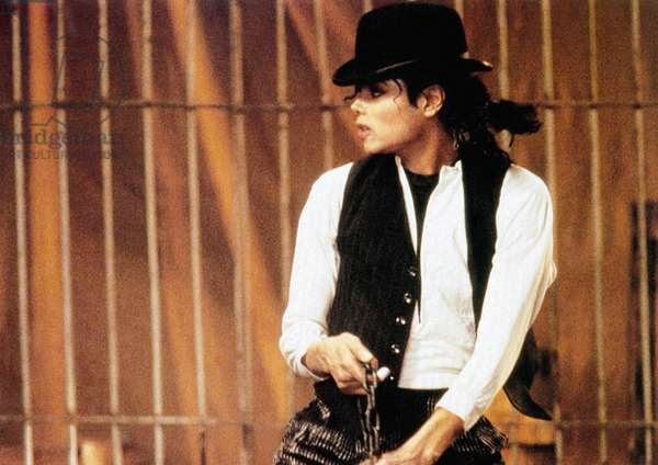 MOONWALKER, Michael Jackson, 1988. �Dream Quest Images/Courtesy Everett Collection