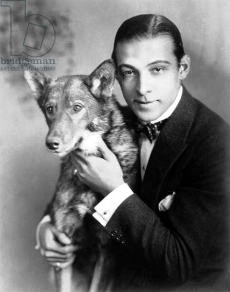 Rudolph Valentino, circa 1920s