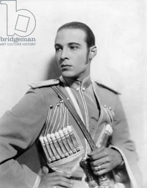 THE EAGLE, Rudolph Valentino, 1925