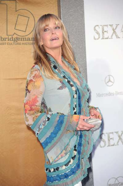 Bo Derek at arrivals for Sex And The City 2 Movie Premiere, Radio City Music Hall, New York, NY May 24, 2010. Photo By: Kristin Callahan/Everett Collection