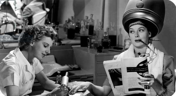 Femmes: THE WOMEN, Dennie Moore, Rosalind Russell, 1939