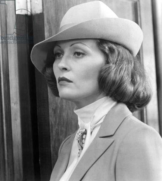 CHINATOWN, Faye Dunaway, 1974