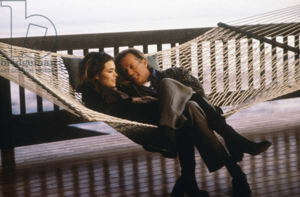 THE LIMEY, from left: Amelia Heinle, Peter Fonda, 1999, © Artisan Entertainment/courtesy Everett Collection