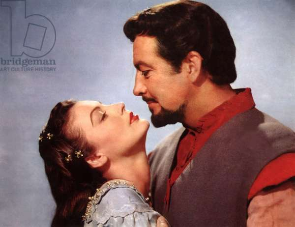 KNIGHTS OF THE ROUND TABLE, Ava Gardner, Robert Taylor, 1953.
