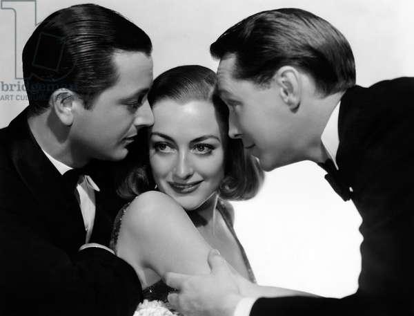 Apres nous le deluge: TODAY WE LIVE, Robert Young, Joan Crawford, Franchot Tone, 1933