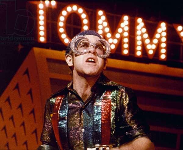 TOMMY, Elton John, 1975.
