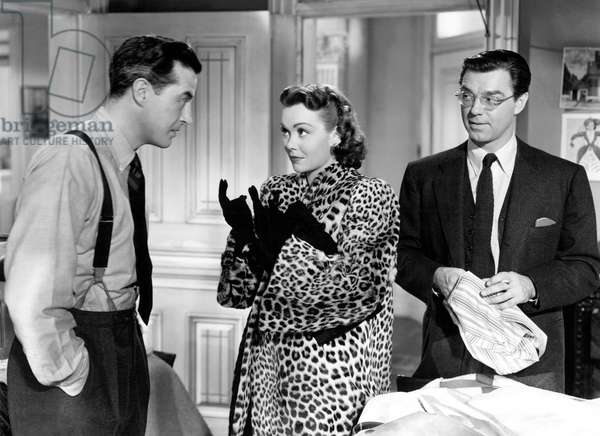 THE LOST WEEKEND, Ray Milland, Jane Wyman, Phillip Terry, 1945