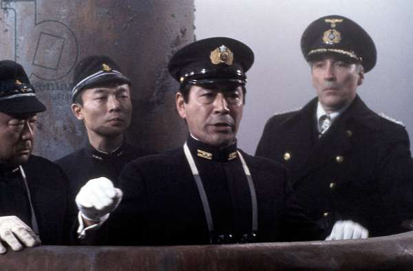 1941, Toshiro Mifune, (center), Christopher Lee, (right), 1979, (c) Universal Pictures / Courtesy: Everett Collection