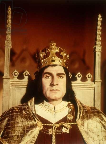 RICHARD III, Laurence Olivier, 1955