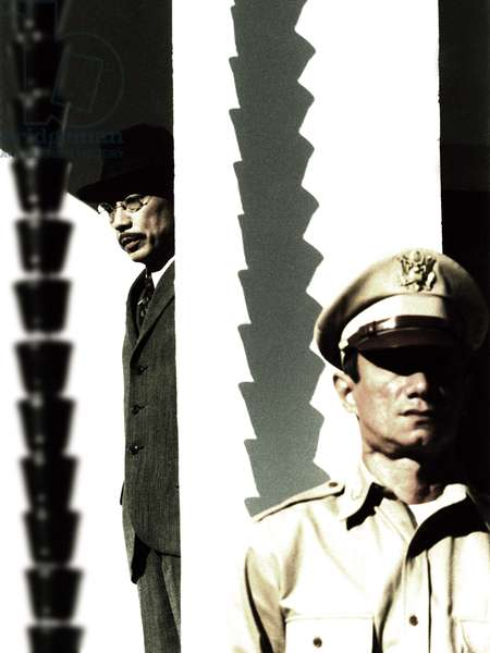 THE SUN, (aka SOLNTSE), Issei Ogata as Emperor Hirohito (left), 2005. ©Lorber Films/courtesy Everett Collection