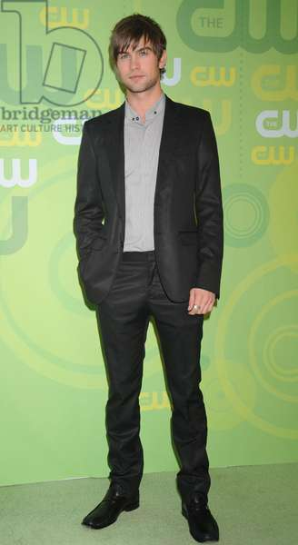 Chace Crawford: Chace Crawford at arrivals for Part 2 - The CW Network Television Upfronts, Lincoln Center, New York, NY, May 13, 2008. Photo by: Kristin Callahan/Everett Collection