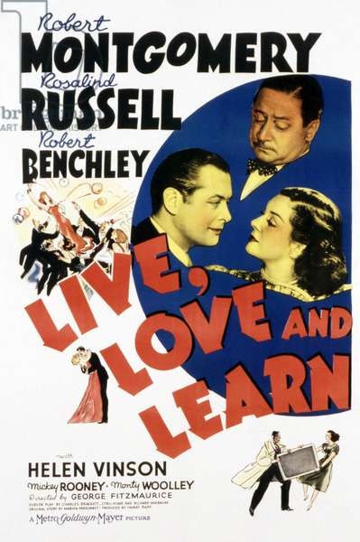 LIVE, LOVE AND LEARN
