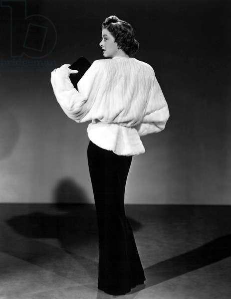Les plus belles annees de notre vie: THE BEST YEARS OF OUR LIVES, Myrna Loy, 1946