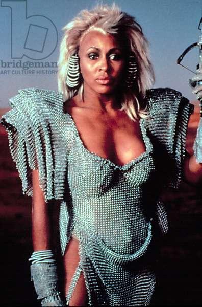 MAD MAX BEYOND THUNDERDOME, (aka: Mad Max 3), Tina Turner, 1985. (c)Warner Bros. Courtesy: Everett Collection.