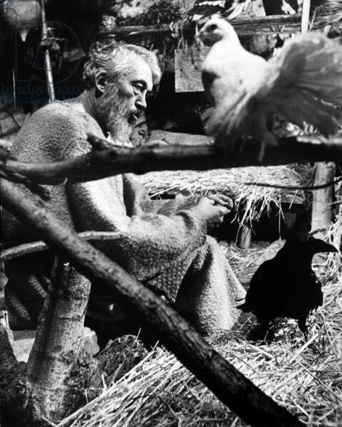La Bible: THE BIBLE, director/costar John Huston, 1966, TM & Copyright © 20th Century Fox Film Corp./courtesy Everett Collection