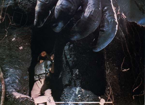 KING KONG, Jeff Bridges, 1976.