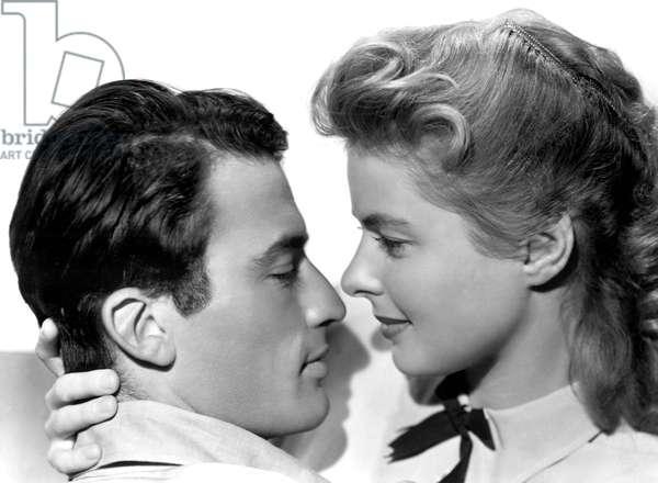 La maison du docteur Edwardes: SPELLBOUND, Gregory Peck, Ingrid Bergman, 1945