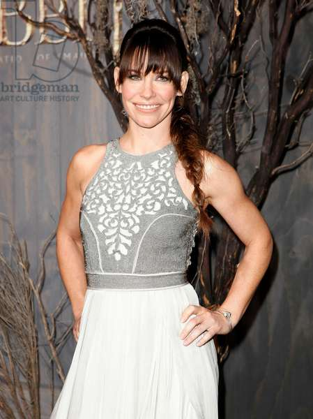 Evangeline Lilly at arrivals for THE HOBBIT: THE DESOLATION OF SMAUG Premiere, Dolby Theater, Los Angeles, CA December 2, 2013. Photo By: Emiley Schweich/Everett Collection