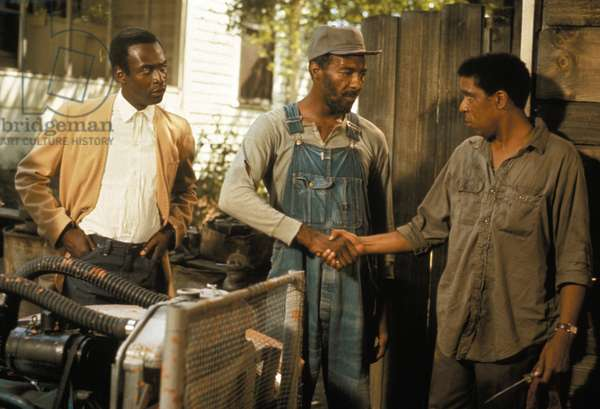 GREASED LIGHTNING, Cleavon Little, Richie Havens, Richard Pryor, 1977