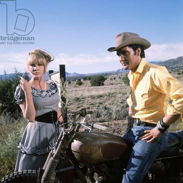 STAY AWAY, JOE, Quentin Dean, Elvis Presley, 1968