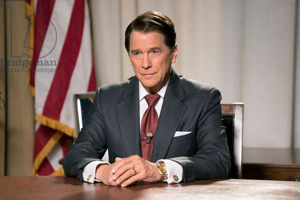 KILLING REAGAN, Tim Matheson (as Ronald Reagan), aired October 16, 2016). ph: Hopper Stone/©National Geographic Channel/courtesy Everett Collection