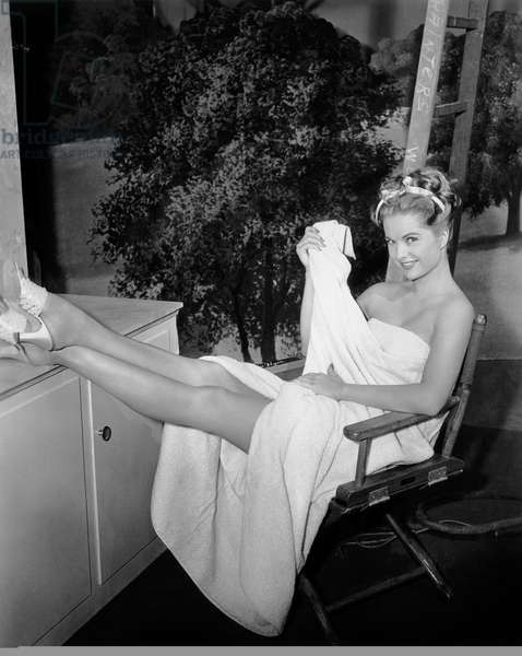 Mon Homme Godfrey: MY MAN GODFREY, Martha Hyer, 1957
