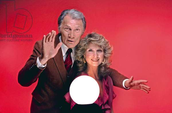 RIPLEY'S BELIEVE IT OR NOT, Jack Palance, Holly Palance, 1982-86, (c)ABC/courtesy Everett Collection