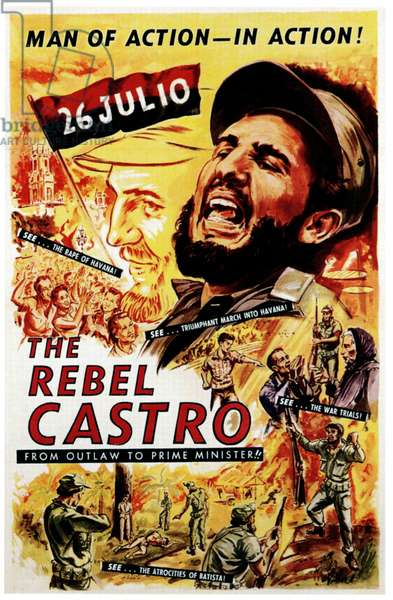 THE REBEL CASTRO