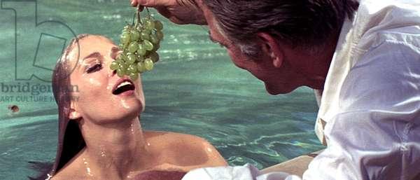 THE ARRANGEMENT, Faye Dunaway, Kirk Douglas, 1969