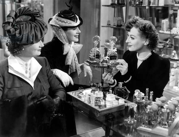 THE WOMEN, Phyllis Povah, Rosalind Russell, Joan Crawford, 1939