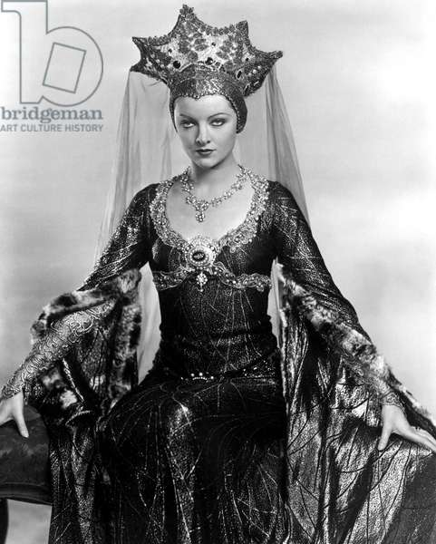 A CONNECTICUT YANKEE, Myrna Loy, 1931, TM & Copyright © 20th Century Fox Film Corp./courtesy Everett Collection
