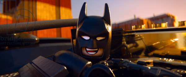 THE LEGO MOVIE, Batman (voice: Will Arnett), 2014. ©Warner Bros. Pictures/courtesy Everett Collection