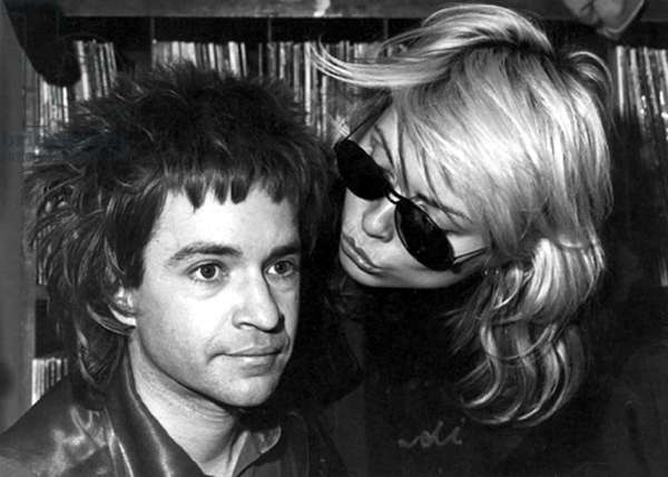 THE MAYOR OF THE SUNSET STRIP, Rodney Bingenheimer, Deborah Harry, 2003, (c) First Look Pictures/courtesy Everett Collection