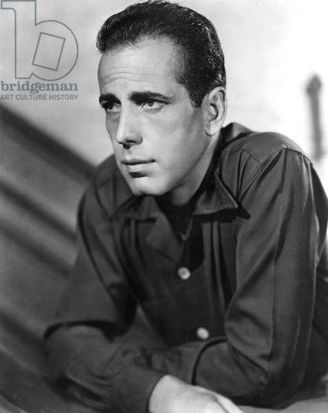 HUMPHREY BOGART, Warner Brothers, 1938