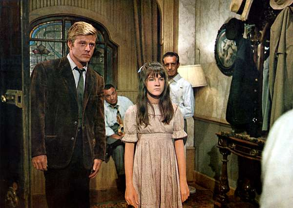 THIS PROPERTY IS CONDEMNED, Robert Redford, Mary Badham, 1966