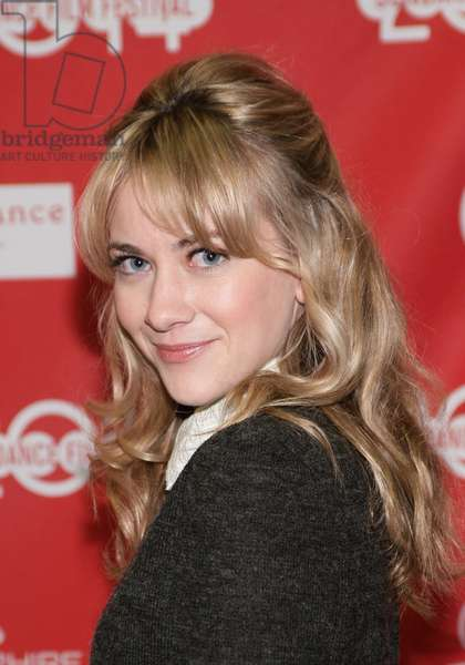 Meredith Hagner at arrivals for HITS Premiere at Sundance Film Festival 2014, The Eccles Theatre, Park City, UT January 21, 2014. Photo By: James Atoa/Everett Collection