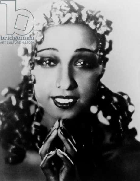 PRINCESSE TAM TAM: PRINCESSE TAM TAM, (aka PRINCESS TAM-TAM, Josephine Baker, 1935