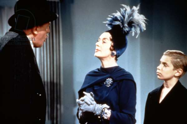 AUNTIE MAME, Fred Clark, Rosalind Russell, 1958