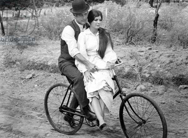 BUTCH CASSIDY AND THE SUNDANCE KID, Paul Newman, Katharine Ross, 1969, TM and Copyright (c)20th Century Fox Film Corp. All rights reserved.