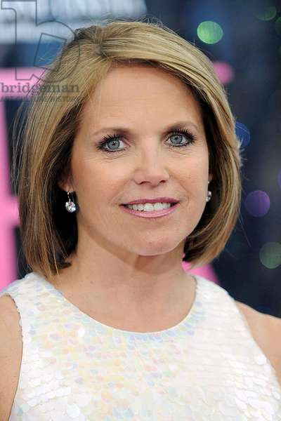 Katie Couric at arrivals for SEX AND THE CITY - THE MOVIE Premiere, Radio City Music Hall, New York, NY, May 27, 2008. Photo by: George Taylor/Everett Collection