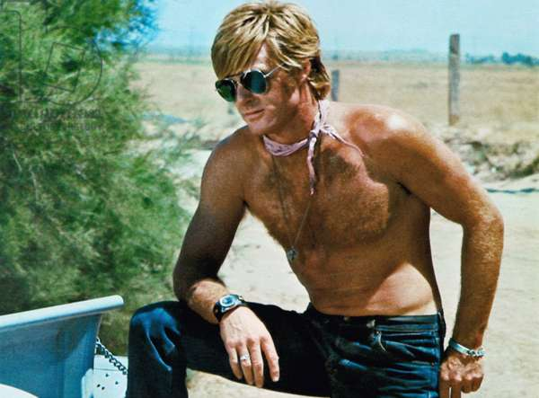 LITTLE FAUSS AND BIG HALSY, Robert Redford, 1970