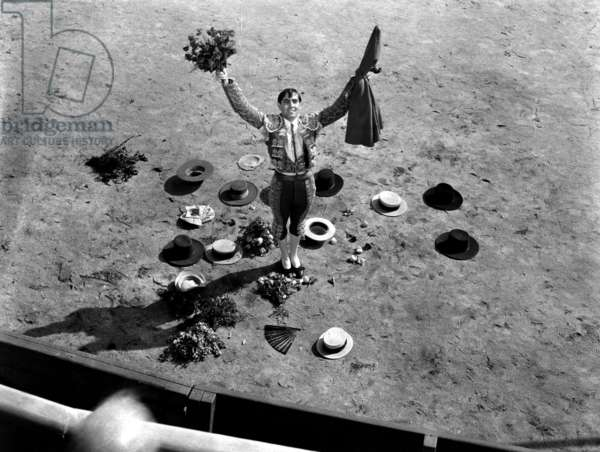 Arenes sanglantes: BLOOD AND SAND, Tyrone Power, 1941. TM and Copyright © 20th Century Fox Film Corp. All rights reserved. Courtesy: Everett Collection.