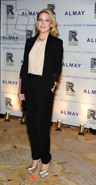 Kate Hudson: Kate Hudson, the new face of Almay, at arrivals for Almay's Rainforest Fund's 21st Birthday Dinner Benefit, The Plaza Hotel, New York, NY May 13, 2010. Photo By: Gregorio T. Binuya/Everett Collection