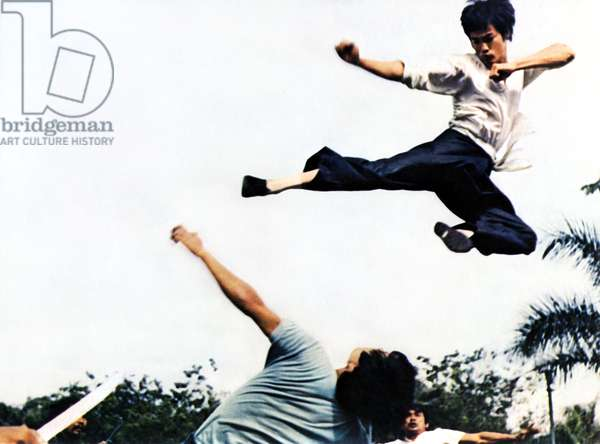 FISTS OF FURY, Bruce Lee, 1973