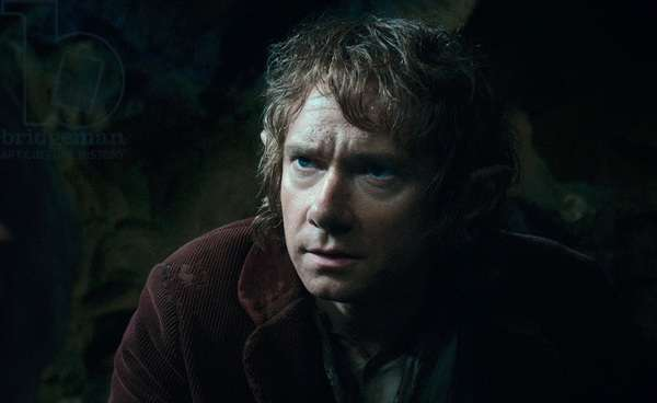 Le Hobbit: Le Voyage Inattendu: THE HOBBIT: AN UNEXPECTED JOURNEY, Martin Freeman, 2012. ©Warner Bros. Pictures/Courtesy Everett Collection
