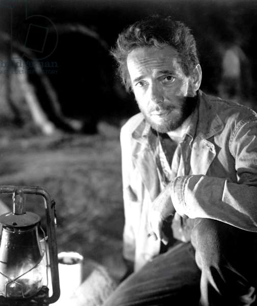 THE TREASURE OF THE SIERRA MADRE, Humphrey Bogart, 1948